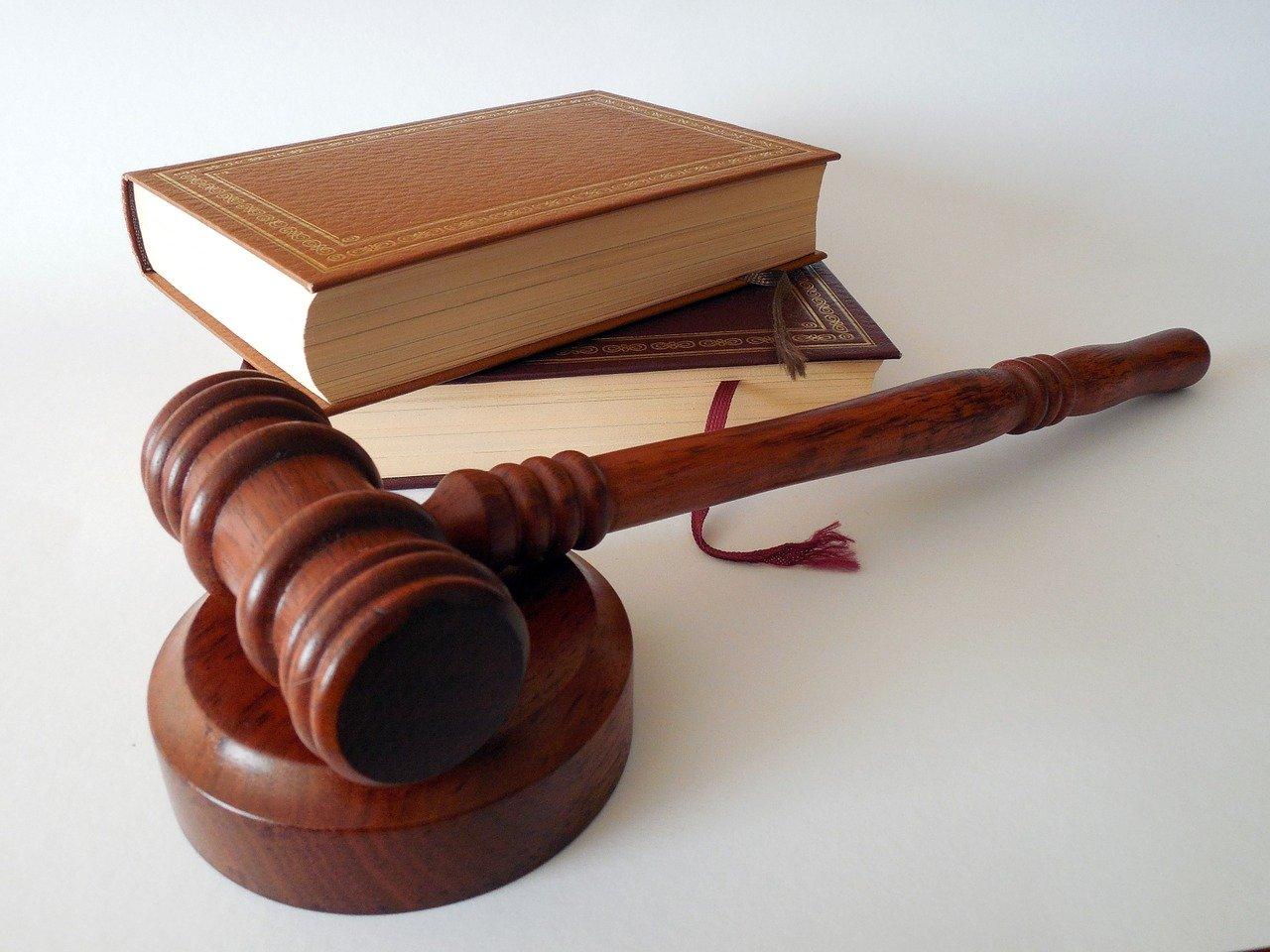 Symbolbild Gericht, Urteil, Justiz | succo bei pixabay.com